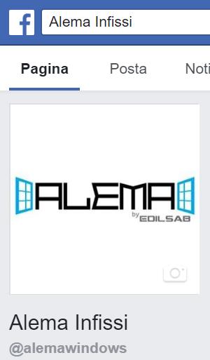 ALEMA su Facebook