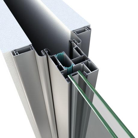 serramenti in alluminio